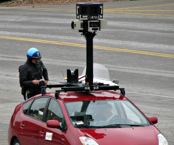 2584018127 c2701eaef8 o Google Street View cars collected private data from WiFi by mistake