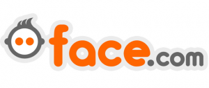 Face logo smaller 300x127 Face recognition across the web   Face.com gets an API