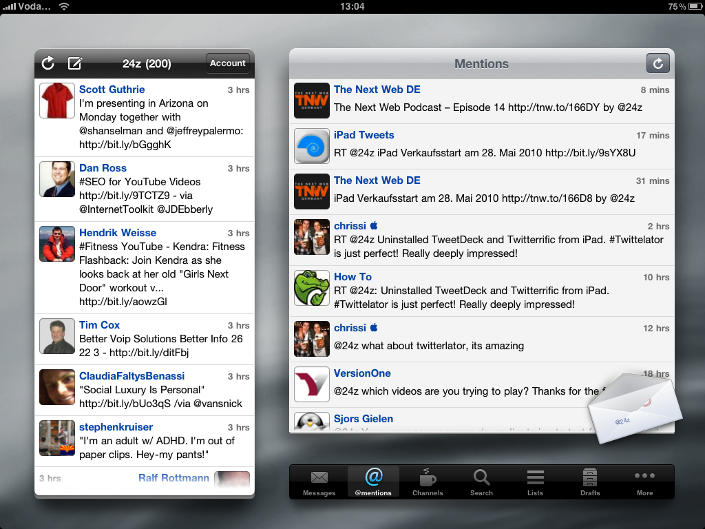 IMG 0003 The best iPad Twitter app for now: Twittelator for iPad
