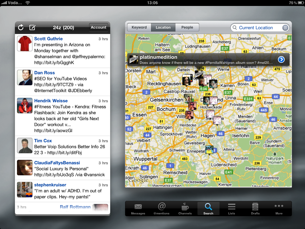 IMG 00081 The best iPad Twitter app for now: Twittelator for iPad