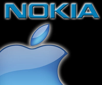 Nokia Apple Nokia Sues Apple in Wisconsin On 5 Patents