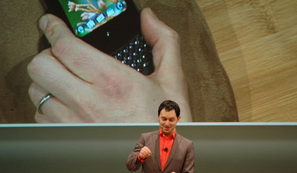 Palm Loses WebOS Design Guru To Google, Android Will Reap The Benefits