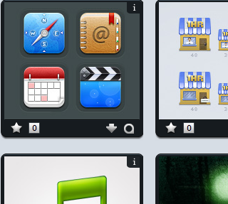If you're a mac user and haven't heard of Iconpaper, you're missing out.