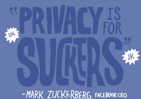 """Privacy is for SUCKERS"""