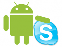 android skype 260x195 Skype Mobile With Video Calling Coming To Android Handsets Later This Year