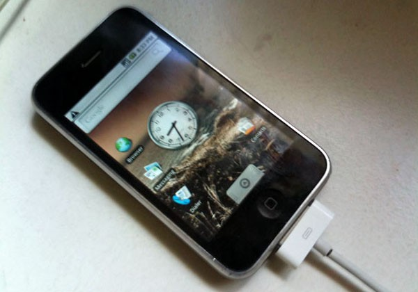 Want Android On Your iPhone? It's Ready For Download