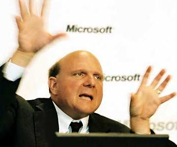 "Ballmer: Vista ""Was Just Not Executed Well"""