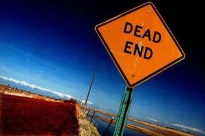 Dead End Web