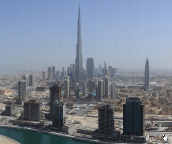 World's Largest Digital Photo: 45 Gigapixel Panoramic of Dubai