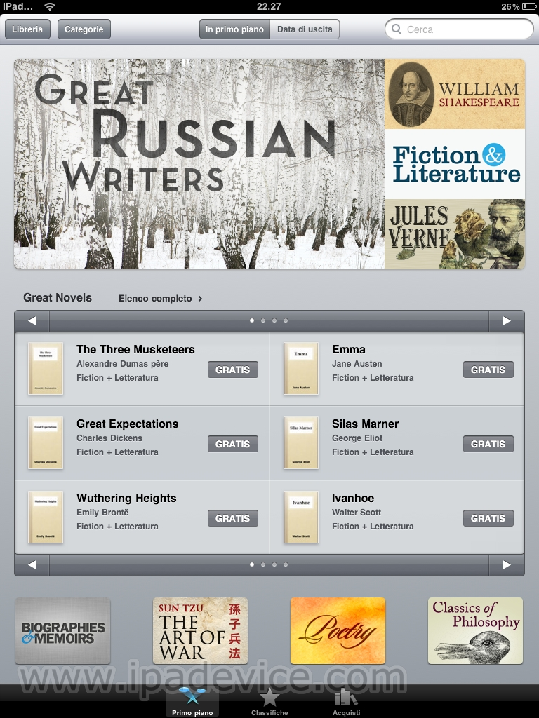 iBookstores & iBooks Becoming Available Internationally On iPads
