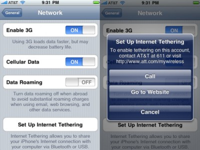 iPhone Tethering e1274458635670 iPhone 4: Sifting Through the Rumors