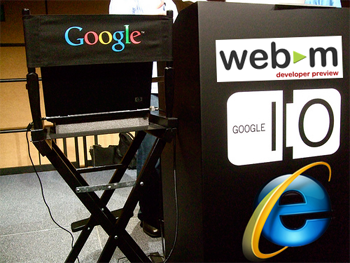ie webm1 Microsoft To Support VP8 In Internet Explorer