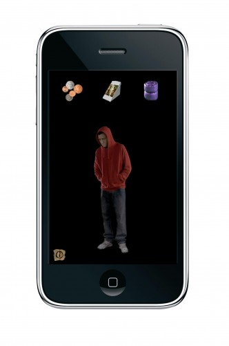 ihobo key vis 332x500 iHobo app puts a homeless man in your pocket