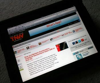 iPad Verkaufsstart am 28. Mai 2010