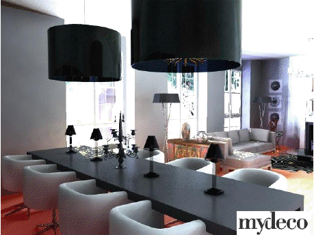 mydeco render 3D room planner MyDeco aims for American homes, ditches Flash