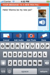 mzl.zllsjnig.320x480 75 166x250 Pen Pals for the iPhone.  Its like Chat Roulette, but with less sausage.
