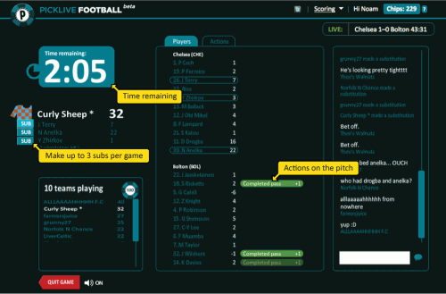 picklive3 500x329 Picklive could change the way you watch TV sport