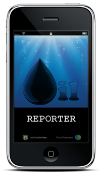 slide.11 Oil Reporter mobile app puts tracking the spill in the hands of the crowd