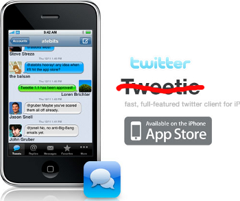 twitter30 Twitters iPhone App About To Go Live in App Store