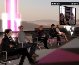 virtual world 260x216 Why Virtual Worlds are getting a Second Life