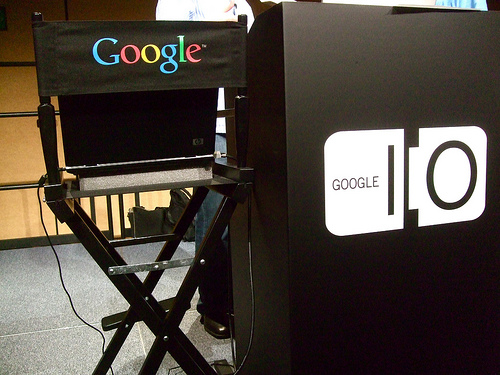 Now playing: Google I/O Social Web videos