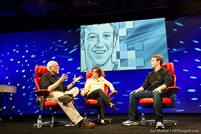 """Zuckerberg at 19: """"I did a lot of stupid things"""""""