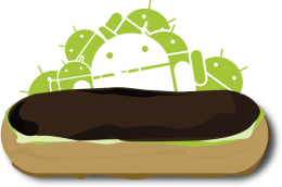 Android Eclair 260x172 Over 45% Of All Android Devices Now Run Android 2.1