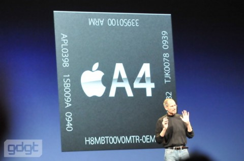 Apple A4 iPhone 4 e1275938159494 Everything announced at WWDC in one handy list