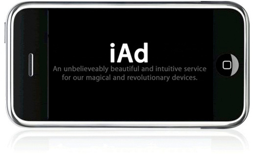 Apple iAd AdMobs CEO Cries Foul Over Apples New Advertising Terms