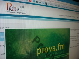 IMG 2326 260x195 Prova.fm wants to change the face of crowdsourced design.
