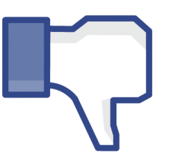 Picture 688 260x242 Facebook Likes and Shares Go Kaput Across The Interwebs [Update: Fixed!]