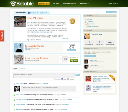 Picture 858 500x437 Betable lets you bet on anything with your friends, family and colleagues.