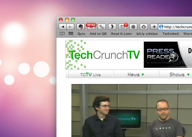 TechCrunch Launches Its TV Venture