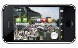 WimbledonIBM 1658179c 260x162 IBM Seer application brings augmented reality to Wimbledon.