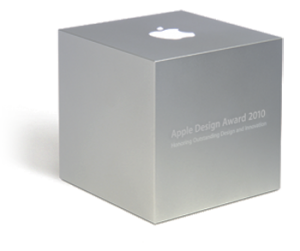 ada 300x251 Apple Design Award Winners Announced. Australias Firemint Does the Double.