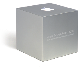 Apple Design Award Winners Announced. Australia's Firemint Does the Double.