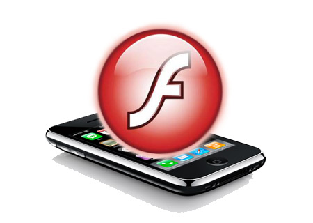 Spirit Developer Brings Flash To The iPhone