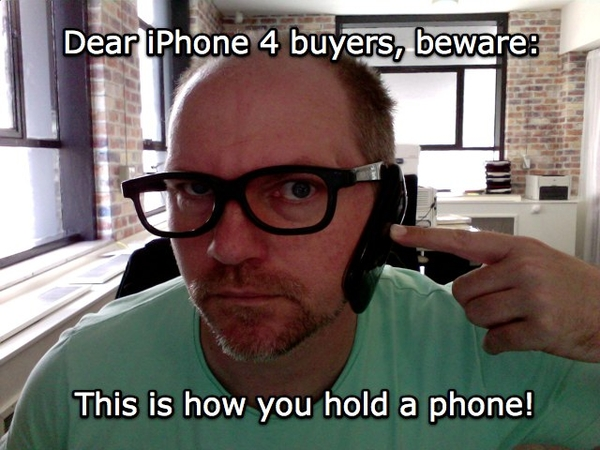 Dear iPhone 4 buyers…