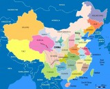 china map 160x129 18 online map providers approved by China authorities, Baidu, Google, others not among them yet