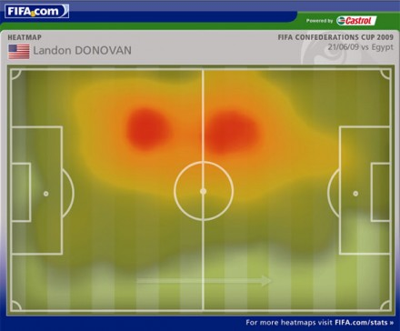 donovanheatmap e1277153082119 Refereeing Howlers: Why Football Needs Tech