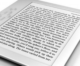 e reader icon 260x217 The Future Of Electronic Reading