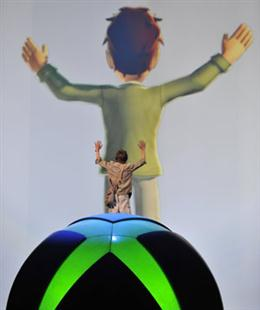 e3 kinect small Project Natal Officially Named Kinect. Xbox 360 Slim On Its Way?