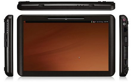 Ubuntu Multitouch OS Coming For Tablets Next Year