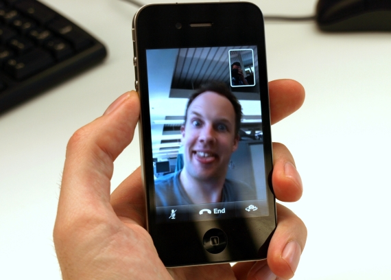Want to use FaceTime without WiFi?  Here's how.