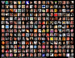 facewall 260x202 In a peanut butter and jelly moment, Flickr comes to Facebook.