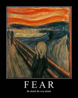 fear poster med 260x325 [Updated] Under proposed legislation, White House could be given an Internet kill switch