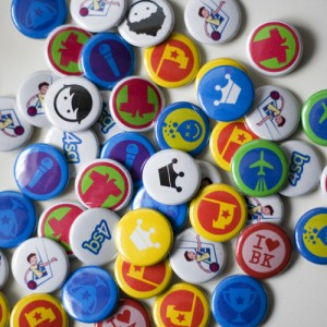 foursquare buttons 300x300 4 Ways Foursquare Should Use That $20M