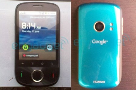 hawei android phone small Huawei to offer Android 2.2 phone in China in August