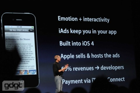 iAd e1275940014207 Everything announced at WWDC in one handy list