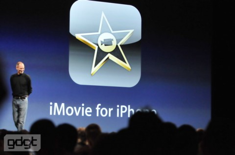 iMovie for iPhone e1275939067948 Everything announced at WWDC in one handy list